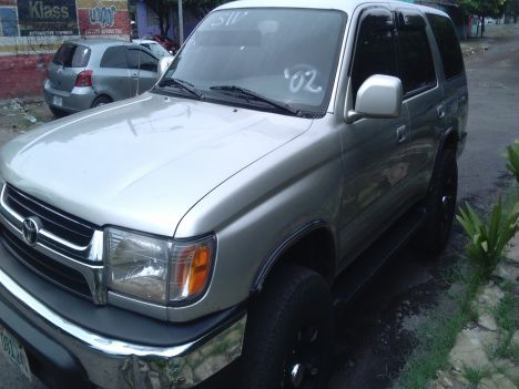 Toyota 4runner 2002, un SUV en venta en Managua, Managua ...