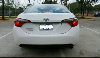 Usados: Toyota Corolla 2016 versión LE en excelentes condiciones full