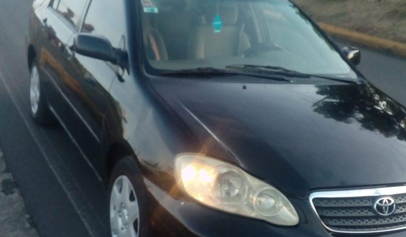 Usados: Toyota Corolla 2005 en Managua full