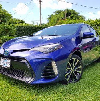 Toyota Corolla 2016 Toyota Corolla SE 2017 (Sport Version) Con apenas 2,000kms recorridos. Precio: $16,200 Negociable! Motor 1800 cc Combustible: Gasolina.