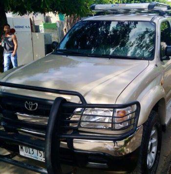Toyota Hi-Lux 2003 en Nicaragua VENDO LINDA TOYOTA HILUX 2003 SR5 BIEN CUIDADA PRECIO 13,000DLS NEGOCIABLE LLAME AL 82092421CLA. 77883573WASAP