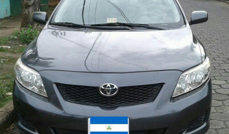 Toyota Corolla 2010 ubicado en Lindavista, Managua SE VENDE TOYOTA COROLLA LE AÑO 2010. AUTOMÁTICO EN MUY EXCELENTE ESTADO SOLO DE MONTARSE ÚNICO DUEÑO CON SUS DOCUMENTOS EN REGLA, CON AIRE ACONDICIONADO EN EXCELENTE ESTADO. EL CARRITO ESTA NÍTIDO.