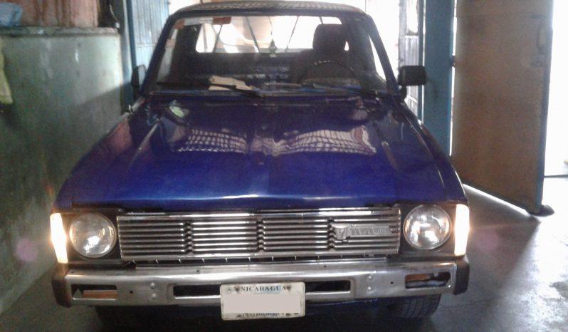 Usados: Toyota Hi-Lux 1984 en Managua full