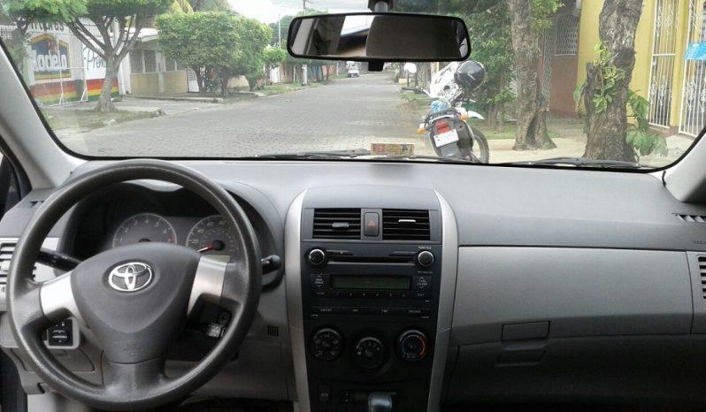 Usados: Toyota Corolla 2010 en Lindavista, Managua full