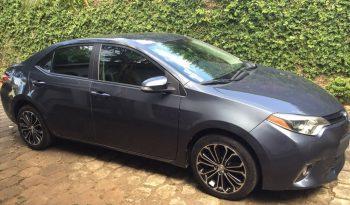 Usados: Toyota Corolla 2015 en Nicaragua full