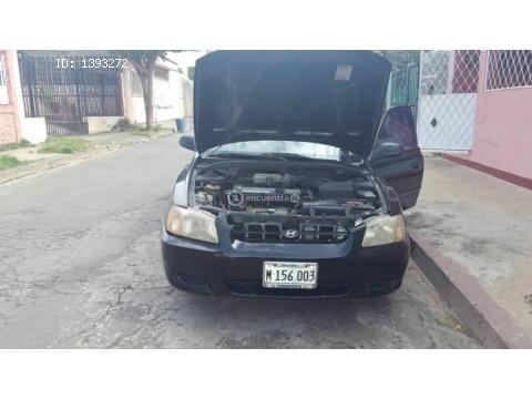 Usados: Hyundai Accent 2001 en Managua full