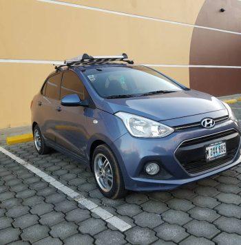Hyundai i10 2016 usado ubicado en Nicaragua Super Econòmico y dinámico Hyundai Grand i10 2016 Sedán. Compralo ya.....